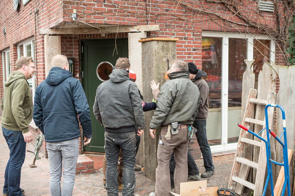 Umbau Cafe Einstein Emden